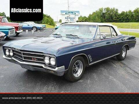 1966 Buick Skylark for sale at AB Classics in Malone NY
