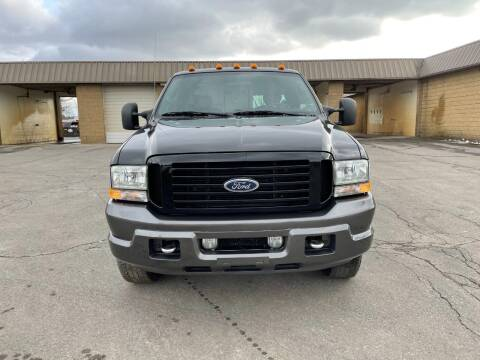 2004 Ford F-350 Super Duty for sale at Randys Auto Sales in Gardner MA