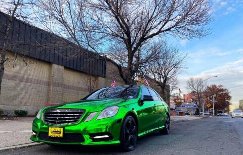 2012 Mercedes-Benz E-Class for sale at Buy Here Pay Here Auto Sales in Newark NJ