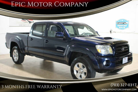 2007 Toyota Tacoma for sale at Epic Motor Company in Chantilly VA
