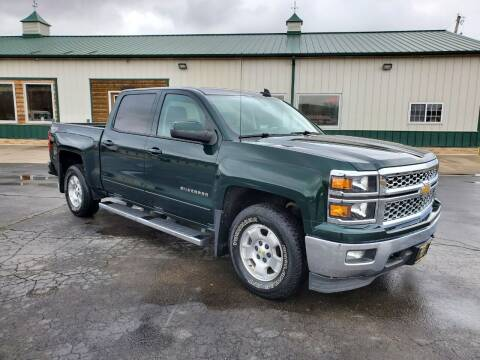 2015 Chevrolet Silverado 1500 for sale at Farmington Auto Plaza in Farmington MO