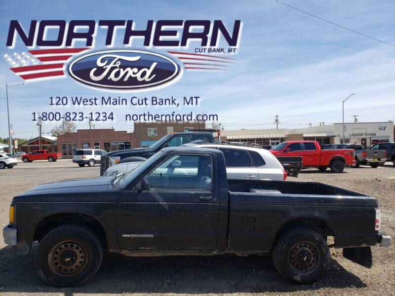 1992 GMC Sonoma for sale in Cut Bank, MT