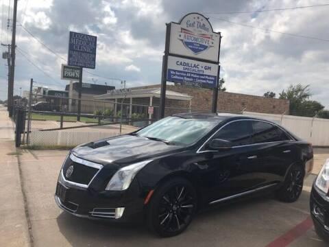 2015 Cadillac XTS for sale at East Dallas Automotive in Dallas TX