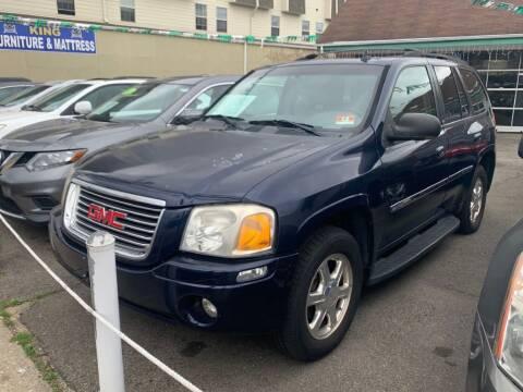 2007 GMC Envoy for sale at Park Avenue Auto Lot Inc in Linden NJ