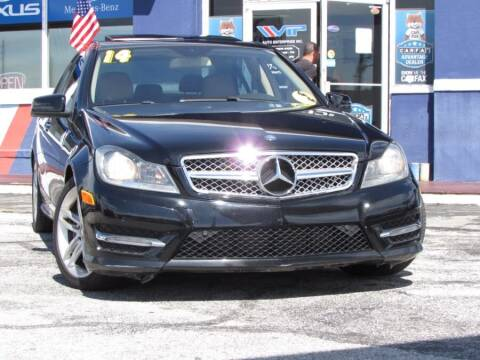 2014 Mercedes-Benz C-Class for sale at VIP AUTO ENTERPRISE INC. in Orlando FL