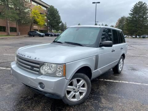 2006 Land Rover Range Rover for sale at CarDen in Denver CO