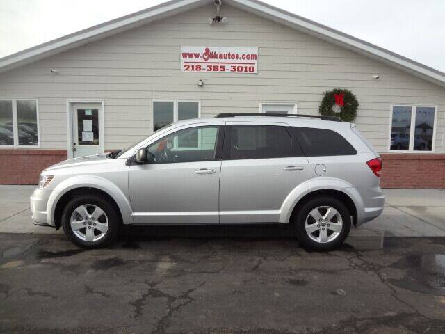 2014 Dodge Journey for sale at GIBB'S 10 SALES LLC in New York Mills MN