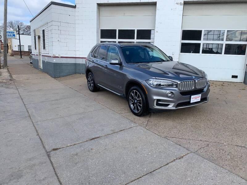 2015 BMW X5 for sale at AUTOSPORT in La Crosse WI