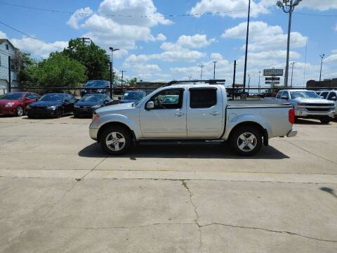 2008 Nissan Frontier for sale at Southwest Sports & Imports in Oklahoma City OK