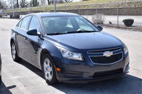 2014 Chevrolet Cruze for sale at BOB ROHRMAN FORT WAYNE TOYOTA in Fort Wayne IN