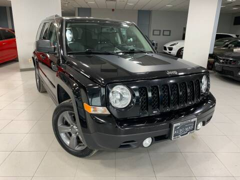 2016 Jeep Patriot for sale at Auto Mall of Springfield in Springfield IL