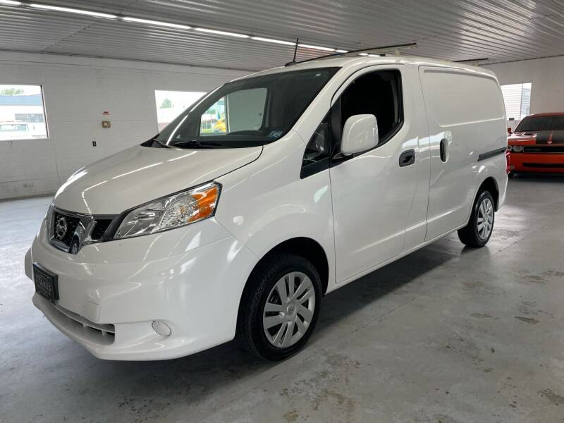 2018 Nissan NV200 for sale at Stakes Auto Sales in Fayetteville PA