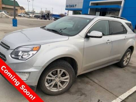 2017 Chevrolet Equinox for sale at Heath Phillips in Kearney NE
