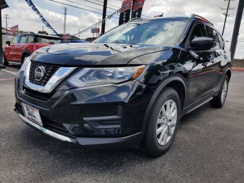 2020 Nissan Rogue for sale at ON THE MOVE INC in Boerne TX