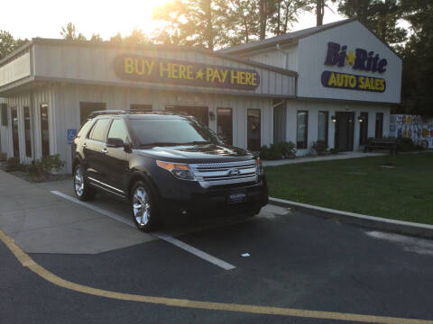 2014 Ford Explorer for sale at Bi Rite Auto Sales in Seaford DE