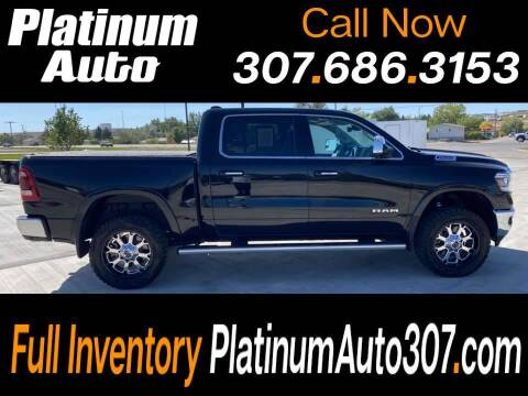 2019 RAM Ram Pickup 1500 for sale at Platinum Auto in Gillette WY
