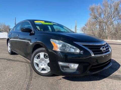 2013 Nissan Altima for sale at UNITED Automotive in Denver CO