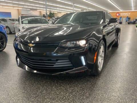 2018 Chevrolet Camaro for sale at Dixie Imports in Fairfield OH