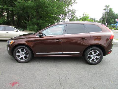 2014 Volvo XC60 for sale at Nutmeg Auto Wholesalers Inc in East Hartford CT
