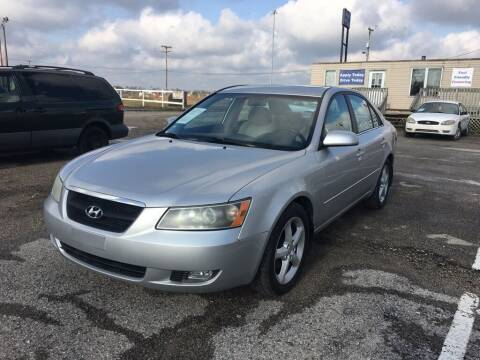 2007 Hyundai Sonata for sale at Drive Today Auto Sales in Mount Sterling KY