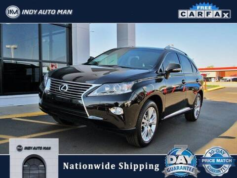 2013 Lexus RX 350 for sale at INDY AUTO MAN in Indianapolis IN