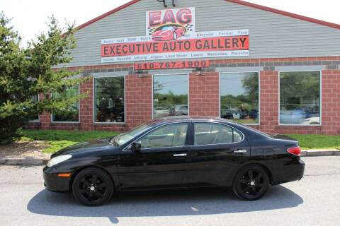 2005 Lexus ES 330 for sale at EXECUTIVE AUTO GALLERY INC in Walnutport PA