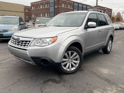 2011 Subaru Forester for sale at Samuel's Auto Sales in Indianapolis IN