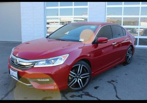 2017 Honda Accord for sale at Auto Max Brokers in Palmdale CA