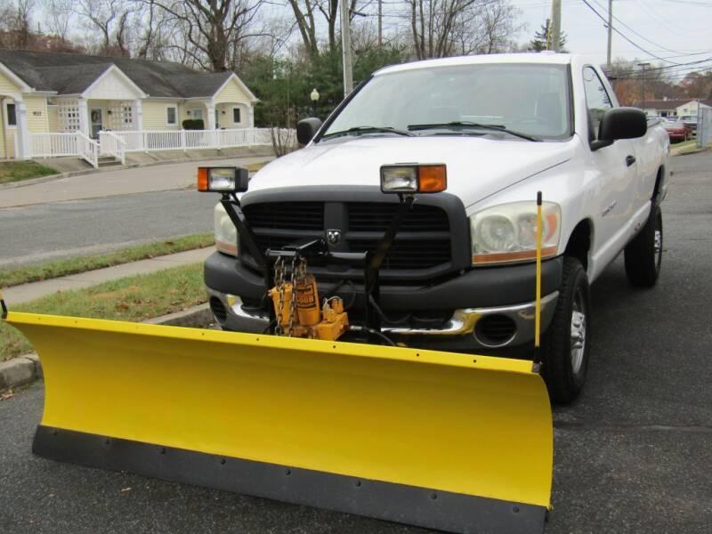 2006 Dodge Ram Pickup 2500 for sale at Homer Ave Automotive in Pleasantville NJ
