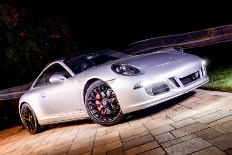 2015 Porsche 911 for sale at Z Carz Inc. in San Carlos CA