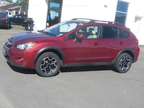 2013 Subaru XV Crosstrek for sale at Price Auto Sales 2 in Concord NH