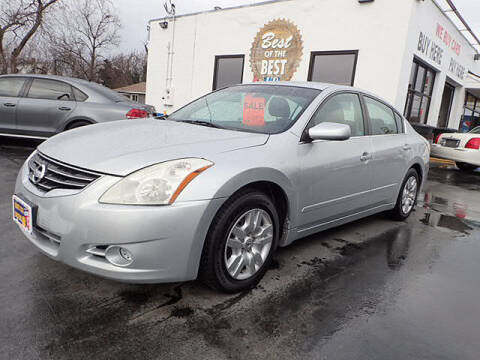 2010 Nissan Altima for sale at Tommy's 9th Street Auto Sales in Walla Walla WA