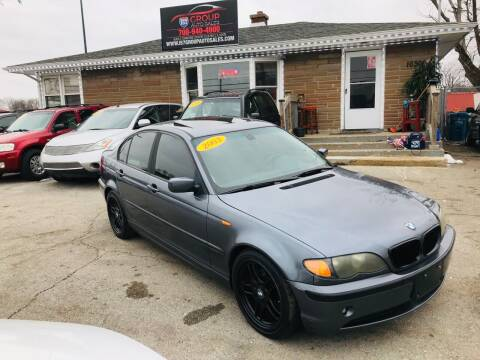 2003 BMW 3 Series for sale at I57 Group Auto Sales in Country Club Hills IL