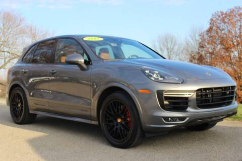 2017 Porsche Cayenne for sale at Harrison Auto Sales in Irwin PA