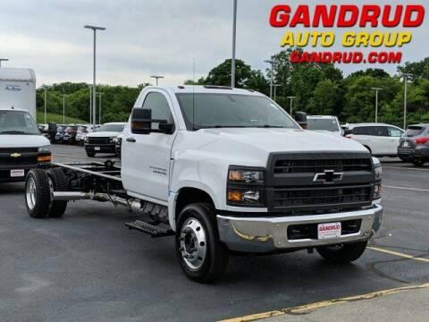 2020 Chevrolet Silverado MD for sale at GANDRUD CHEVROLET in Green Bay WI