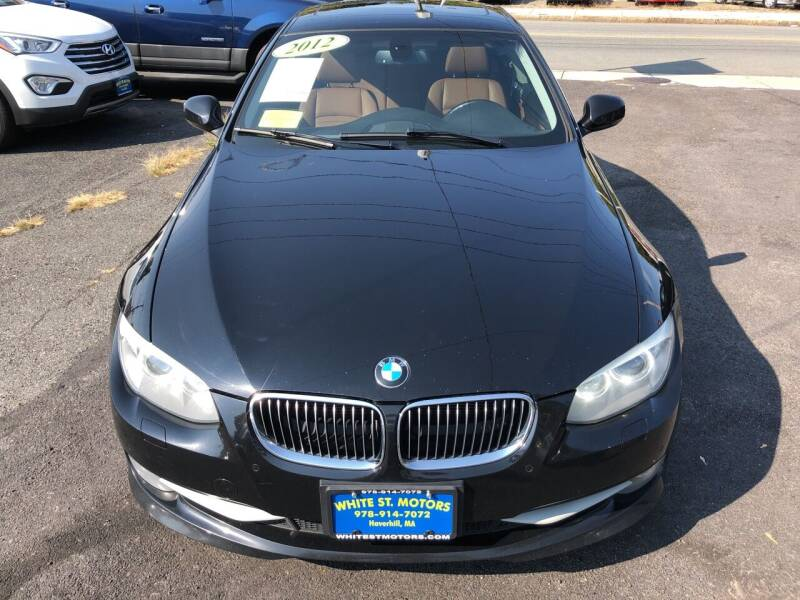 2012 BMW 3 Series AWD 335i xDrive 2dr Coupe - Haverhill MA