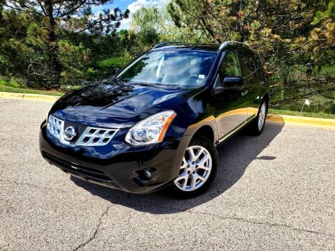 2012 Nissan Rogue for sale at Excalibur Auto Sales in Palatine IL