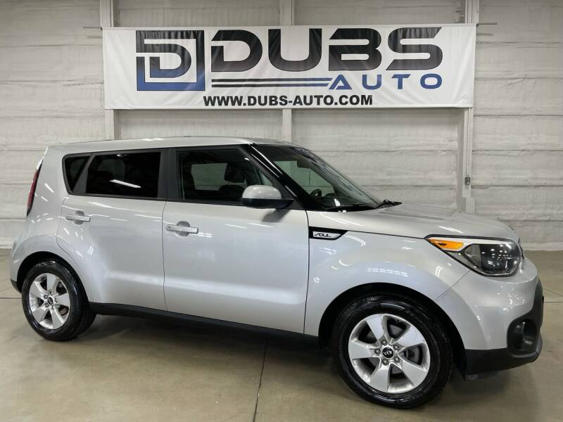 2017 Kia Soul for sale at DUBS AUTO LLC in Clearfield UT