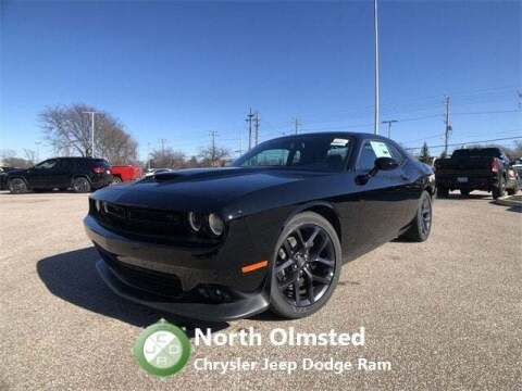 2020 Dodge Challenger for sale at North Olmsted Chrysler Jeep Dodge Ram in North Olmsted OH