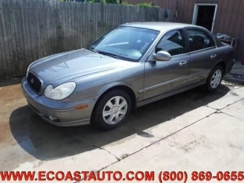 2004 Hyundai Sonata for sale at East Coast Auto Source Inc. in Bedford VA