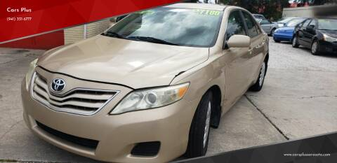2010 Toyota Camry for sale at Cars Plus in Sarasota FL