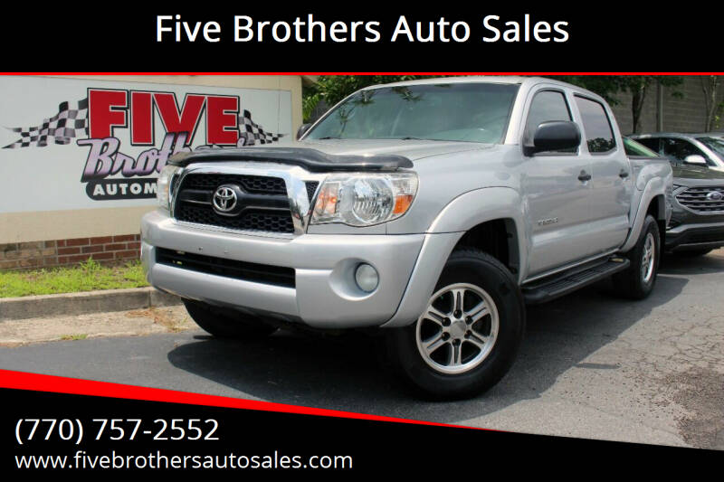 2011 Toyota Tacoma for sale in Roswell, GA