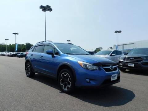 2014 Subaru XV Crosstrek for sale at Radley Cadillac in Fredericksburg VA