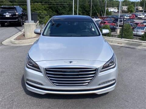 2017 Genesis G80 for sale at CU Carfinders in Norcross GA