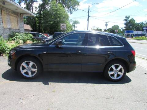 2011 Audi Q5 for sale at Nutmeg Auto Wholesalers Inc in East Hartford CT