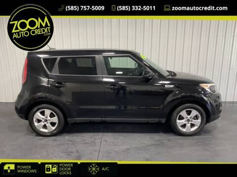 2018 Kia Soul for sale at ZoomAutoCredit.com in Elba NY