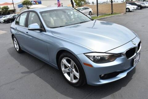 2013 BMW 3 Series for sale at DIAMOND VALLEY HONDA in Hemet CA