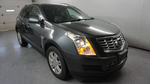 2014 Cadillac SRX for sale at World Auto Net in Cuyahoga Falls OH