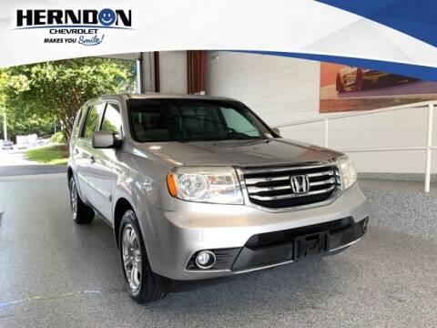 2012 Honda Pilot for sale at Herndon Chevrolet in Lexington SC