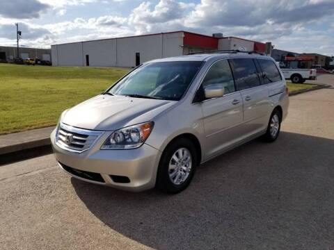 2009 Honda Odyssey for sale at Image Auto Sales in Dallas TX